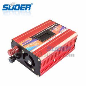 CC dell'alimentazione elettrica di Suoer all'invertitore di corrente alternata (SAA-D500A)