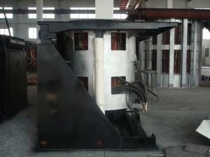 Four de fusion par induction à basse fréquence pour le cuivre aluminium acier Fer