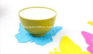 Tapis Tapis en caoutchouc Fancy cadeau promotionnel Pot Mat des ustensiles de cuisson en silicone