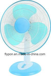 De blauwe Ventilator van de Lijst van de Ventilator van het Bureau van de Ventilator van de Kleur pp Materiële zonder Tijdopnemer (FT440-707)