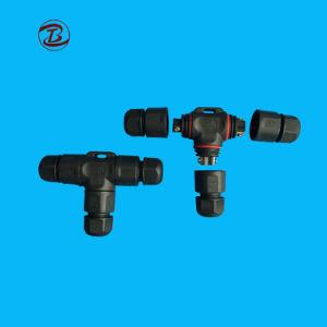 Горячая продажа поощрения IP68 провод питания IP67 Panel Mount водонепроницаемый разъем