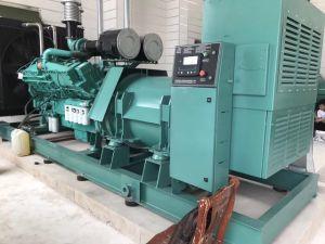 Potere elettrico commerciale 1000kVA 9kta38-G2a0 di perfezione del generatore del gruppo elettrogeno di Cummins 800kw