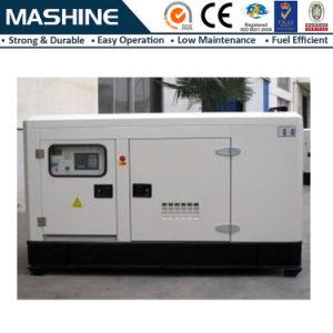 50Hz 3 generatore diesel di fase 15kw per uso domestico