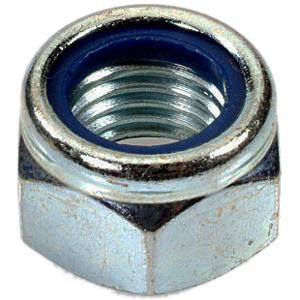 DIN985 tuerca de bloqueo de inserción de nylon