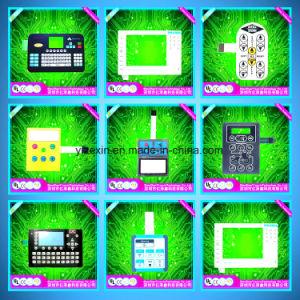 リモート・コントロールTVのための実用的なゴム製キーパッドスイッチ