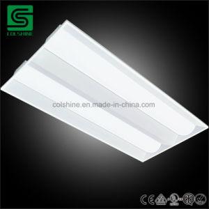Het Colshine Berijpte 40W Ingebedde Licht van het LEIDENE Plafond van Troffer met Certificatie UL