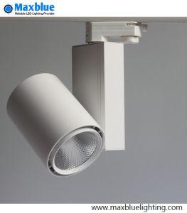 店または記憶装置の照明のためのEpistar 30With40Wの穂軸LEDトラック点ライト