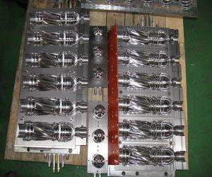 Full automatic máquina de sopro de garrafas de plástico