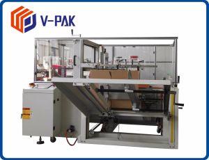 Cuadro de Case Erector automático para el cuerpo de la línea de embalaje de productos de lavado