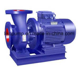 En Línea horizontal de alta presión de bomba de agua auxiliar
