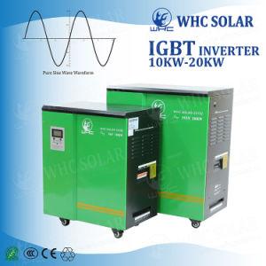 10kw a bassa frequenza fuori dall'invertitore di energia solare di griglia 10000W