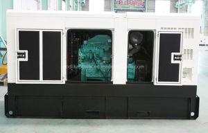 3 этап 100Ква Cummins Silent дизельного генератора для продажи