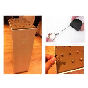 precio de fábrica propia cadena Theftproof Pullbox Cable retráctil