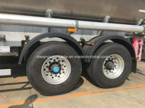 3つのBPW/Fuwaの車軸が付いている半48000L燃料またはオイルのBowserのタンカーのトレーラー