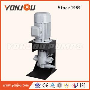 Pompa a ingranaggi di trasferimento dell'olio lubrificante di KCB con il motore di Exxd