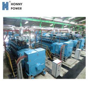 Honny мощность 1 МВТ до 50 Мвт мощности для производства биогаза станции