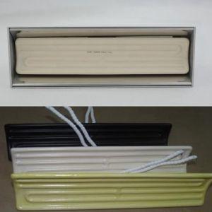 Ce creux industriels approuvée/plat/chauffage en céramique incurvée IR avec réflecteur en aluminium