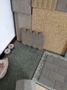 Terrazzo/mattonelle pavimento automatici pieni di Waterstone che ...
