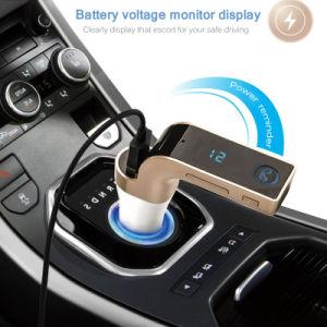 Aluguer de leitor de MP3 Adaptador Bluetooth Transmissor do canal do Kit veicular de mãos livres