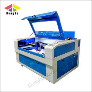 適当で物質的なアクリルの二酸化炭素レーザーの彫版機械価格