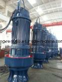 Qzb (QZ) de la bomba de flujo axial Sumergible 160qzb/1600qz