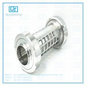 304/ 316 л из нержавеющей Steelsanitary двойной прямой тип смотрового стекла