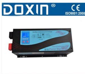 Una baja frecuencia CC12V AC220V de 1000W de potencia de 2000W Inverter con UPS+Cargador