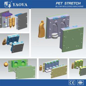 ペット伸張の打撃の形成機械のプラスチック機械装置
