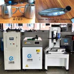 500W automático de la soldadora láser de fibra