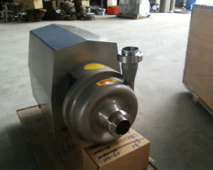 Bomba booster sanitários em aço inoxidável/Bomba de Alta Pressão