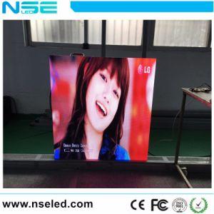 Économie d'énergie2.976P mm Affichage LED de location d'intérieur de la publicité pour des événements