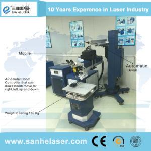 Soldadura a laser YAG/máquina de solda de reparação do Molde