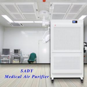 La Lisozima ecológica Filtro HEPA purificador de aire medicinal de ahorro de energía con la purificación y la esterilización función para la UCI en hospitales con certificados CE SGS