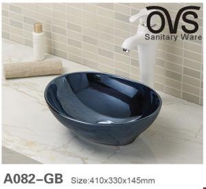 Heißer Verkaufs-keramisches Badezimmer-Bassin-Badezimmer-Schrank-Bassin