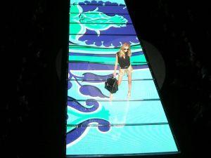 [لد] كبير شاشة يقدّم جدار [دج] تأجيريّ فسحة [لد] فيديو