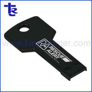 Schijf van de Flits USB van het Metaal van het Embleem van de Douane van de hoogste Kwaliteit de Zeer belangrijke