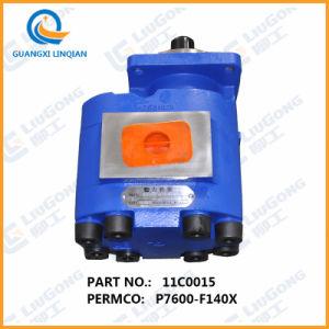 Bomba hidráulica 11c0015 Bomba Permco P7600-F140L para el cargador de Liugong Clg856