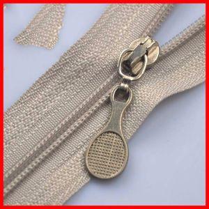 El uso de materiales ecológica costumbre Zipper Pull