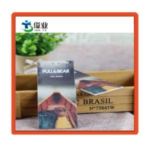 Kundenspezifische gedruckte synthetische Papierfall-Marke