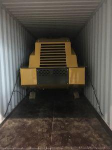 14 тонн одного механического привода барабана Вибрационный дорожный дороги ролик