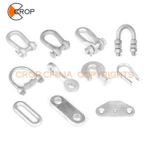 La línea de galvanizado polo Hardware máquina tornillo y tuerca/estancia Rod/Link Accesorios