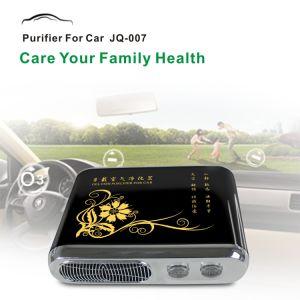 車の空気清浄器は精油が空気を浄化する臭気を除去する
