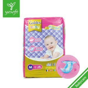 Pañales desechables para el cuidado del bebé productos en China (YS410)
