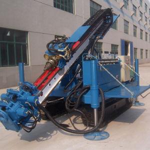 Ztd135 montés hydraulique sur chenilles appareil de forage d'ancrage pour le forage de câble d'ancrage