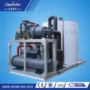 Grandi macchine di ghiaccio industriali automatiche del fiocco di 10ton 15ton 20ton