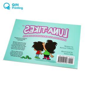 カラー完全なBindngの子供の物語の本の印刷