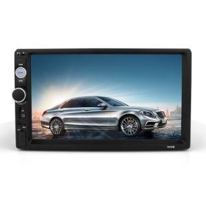 7 giocatore automatico dell'automobile MP5 di percorso di GPS di telecomando del USB Bluetooth di pollice TFT video audio