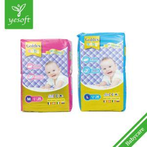 Wegwerfbaby-Windel für Baby-Sorgfalt-Produkte in China (YS410)