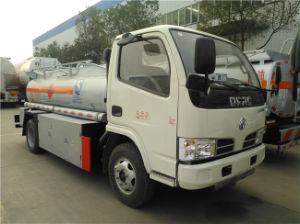 Dongfeng 5cbm 6cbmの重油の配達用トラック