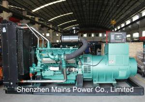 Taux d'attente Yuchai 720kVA Groupe électrogène diesel générateur Yuchai 720kVA